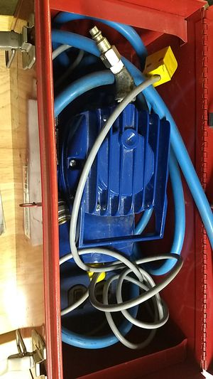 Laramy hot air plastic welder for Sale in Mooreton, ND