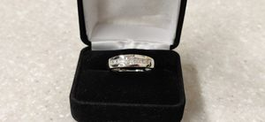 New with tag Solid 925 Sterling Silver MEN'S WEDDING Ring size 9 / 10 / 11 or 13 $125 OR BEST OFFER ** WE SHIP!!📦📫** for Sale in Phoenix, AZ