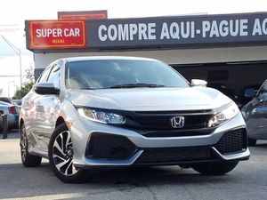 2017 Honda Civic Hatchback for Sale in Miami, FL