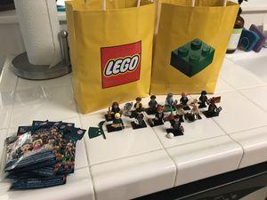 LEGO minifigure LOT. for Sale in Santee, CA