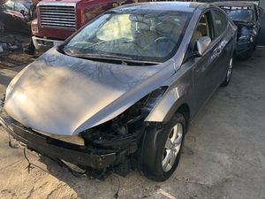 2013 Hyundai Elantra PARTS/PART OUT for Sale in Chicago, IL