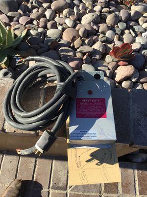 PHASE CONVERTER for Sale in Escondido, CA