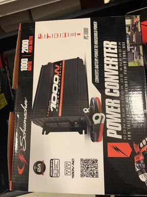 Power converter 1000 watts for Sale in Homestead, FL