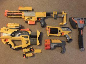 NERF guns for Sale in Chesapeake, VA