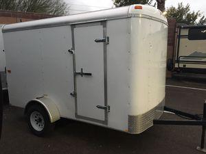 2015 TNT enclosed trailer with ramp door for Sale in Chandler, AZ