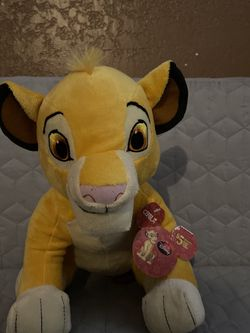 Kohl's Cares Simba Plush W Tag for Sale in Manteca,  CA