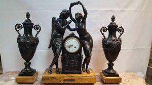 Antique clock set for Sale in Phoenix, AZ