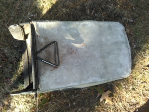 """21"""" lawn mower bag catcher Toro white replacement parts for Sale in Arlington, MA"""