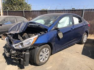 2017 Hyundai Accent SE 1.6L Parting out only. for Sale in CA, US