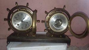 Chelsea maritime clock/barometer combo c. 1955-57 for Sale in Warrenton, VA