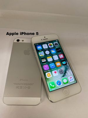 Unlocked Apple iPhone 5 for Sale in Chicago, IL