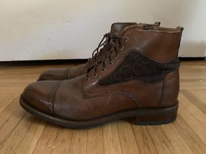 Johnston Murphy boot size 10.5 normal wear good condition for Sale in Alameda, CA