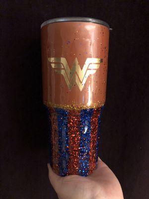 Wonder Women Inspired Tumbler for Sale in Tullahoma, TN