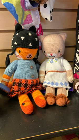 Sock kittens by Cuddle + Kind for Sale in Woodinville, WA