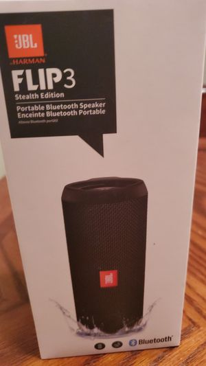 JBL flip 3 for Sale in Tulare, CA