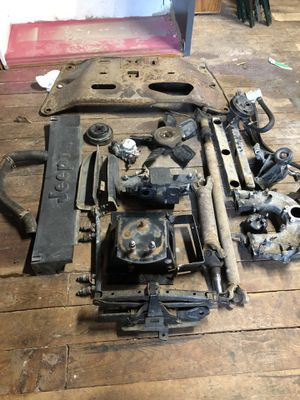 Jeep Wrangler parts for Sale in Gig Harbor, WA