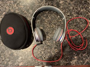 Beats by Dr. Dre Solo HD headphones for Sale in Seattle, WA