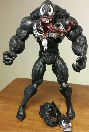 Venom Action Figure marvel comics spider-man toy for Sale in Marietta, GA