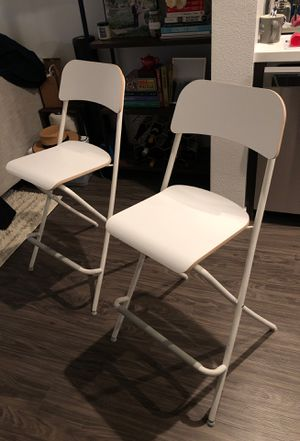 "Bar stools with back rest 29"" for Sale in Monrovia, CA"