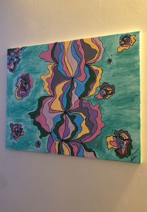 The hand made painting for Sale in Chicago, IL