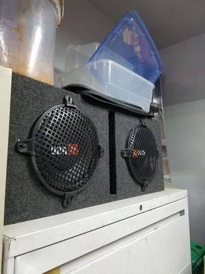 10 inch subwoofers for Sale in Littleton, CO
