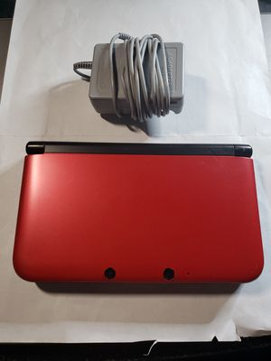 Original Red 3DSXL with 40+ Pokemon, TLOZ, Mario and many more games for Sale in San Marcos, CA