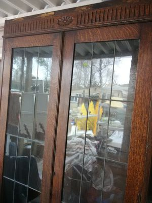 Antique cabinet for Sale in Durham, NC