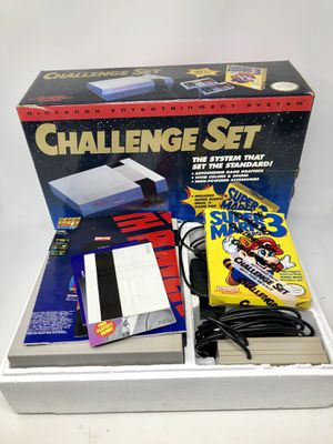Boxed Original Nintendo NES console super Mario 3 game controller lot for Sale in Seattle, WA