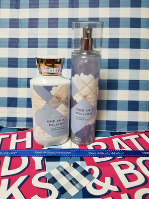 BATH AND BODY WORKS- ONE IN A MILLION for Sale in Stanton, CA