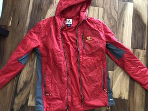 Solomon Puffy Hybrid Jacket for Sale in Powell Butte, OR