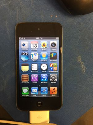 iPod touch 4th generation 8gb for Sale in Washington, DC