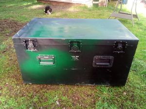 Large Aluminum Toolbox, 5 Aluminum Tool Trays, Great Condition. $175.00 OBO for Sale in Graham, WA