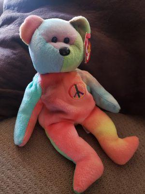Peace beanie baby for Sale in Sacramento, CA