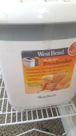 Bread maker westbend for Sale in Englewood,  CO