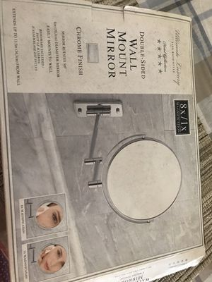 Wall mounted mirror for Sale in Rialto, CA