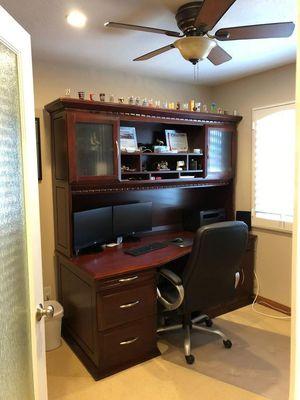 Real Wood Desk for sale for Sale in Glendora, CA