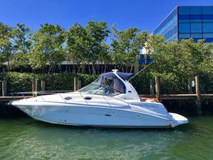 2005 Sea Ray Sundancer 320 Excellent !!!! for Sale in HALNDLE BCH, FL
