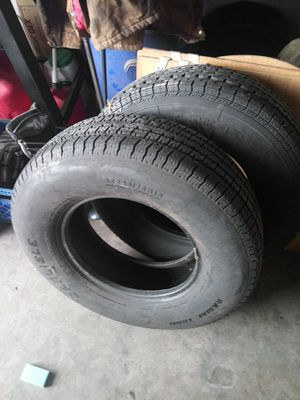 Trailer tires for Sale in Lakewood, CO