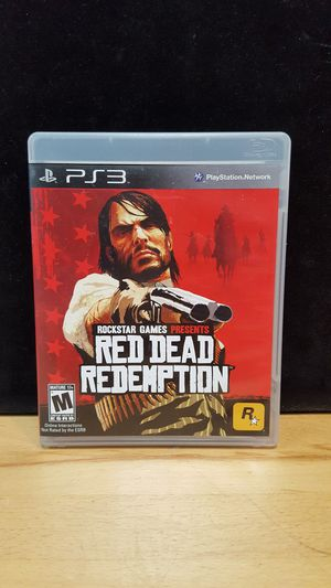 Red dead redemption sp3 for Sale in DeBary, FL