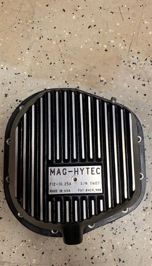 Mag-Hytec Diff Covers Dana 60 {link removed}.5 12 bolt for Sale in Azusa, CA