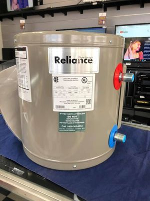 Reliance tank water heater 6-6SOMS 200K NEW for Sale in Margate, FL