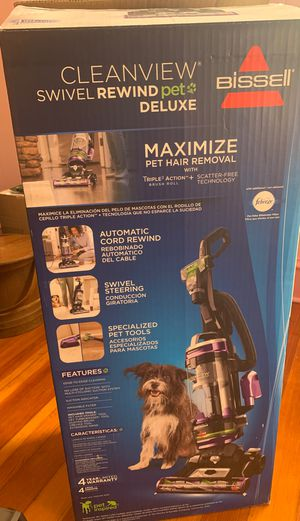Bisell Vacuum Cleaner for Sale in North Attleborough, MA