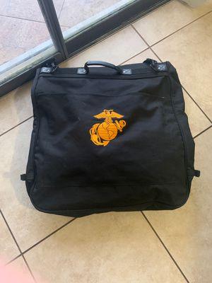 Marine Corps Garment bag for Sale in Princeton, FL