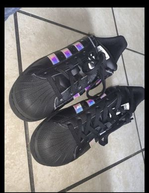 Brand new adidas super stars for Sale in Bakersfield, CA