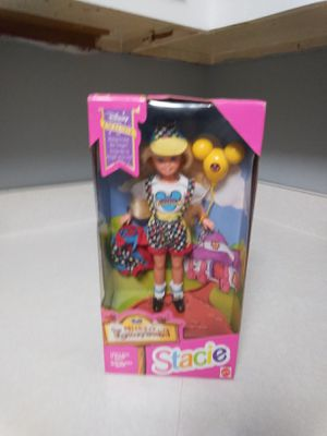 Disney Exclusive Mickey's Toontown Stacie Doll, Littlest Sister of Barbie Doll is a 1993 Mattel production, Disney Exclusive Doll. Model #11587. for Sale in Ashland City, TN
