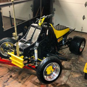 Custom one off banshee w/ gsxr motor ... too too fast! for Sale in MIDDLE CITY EAST, PA