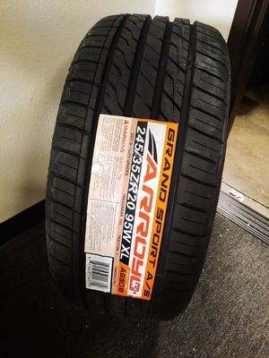 245-35-20 Arroyo Grand Sport A/S for Sale in Ontario, CA