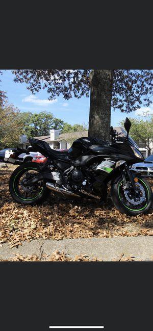 2019 Kawasaki ninja 650 for Sale in Nashville, TN