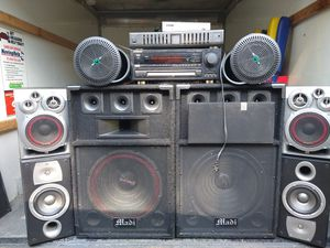 Dj equipment for Sale in Shirley Center, MA
