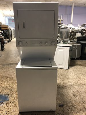"27"" FRIGIDAIRE STACK UNIT ELECTRIC WITH WARRANTY for Sale in Woodbridge, VA"